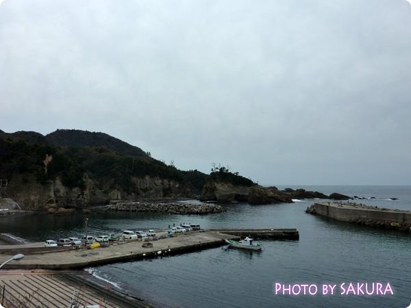 経島(ふみしま) 漁港1