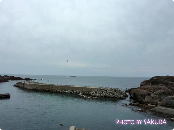 経島(ふみしま) 漁港2