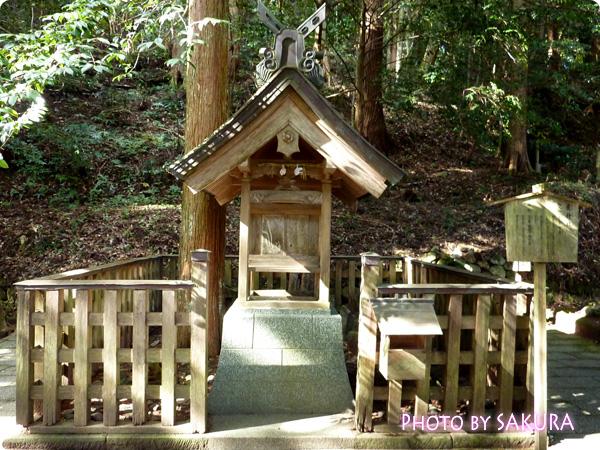 熊野大社 荒神社(こうじんしゃ) 全体